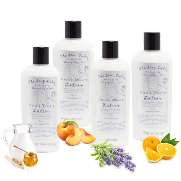Soap Lady Lotions