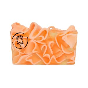 Peach Soap Slice