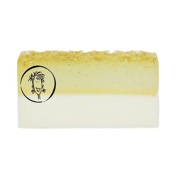 Honey Patchouli Soap Slice