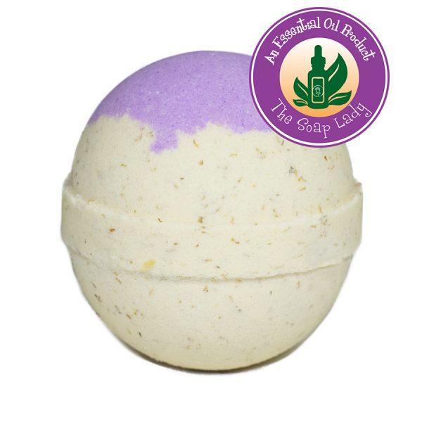 LavenderChamomilebathbomb