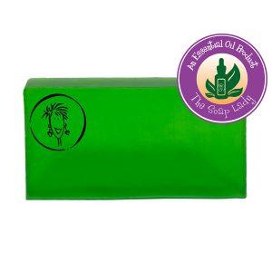 Eucalyptus Soap Slice