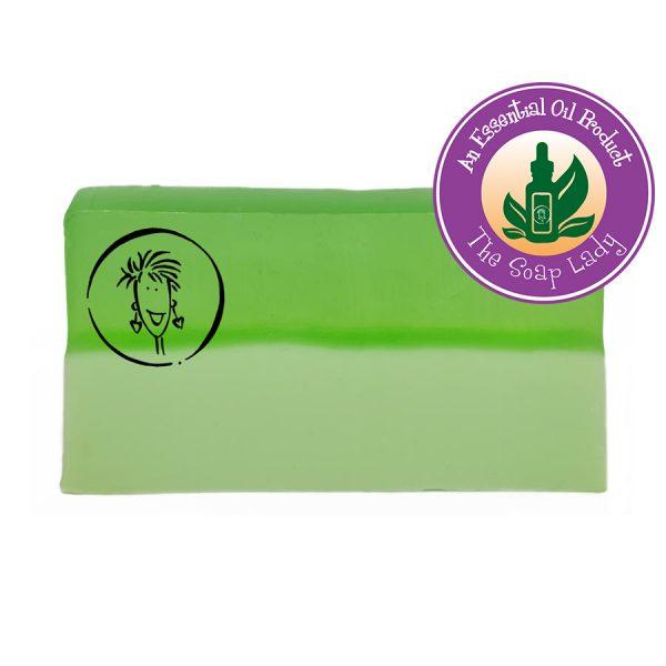 Rosemary Soap Slice